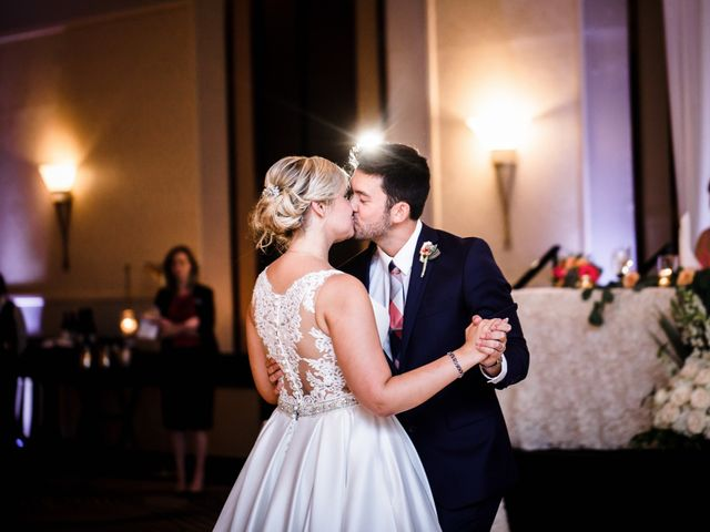 Chris and Katie's Wedding in Buffalo, New York 22