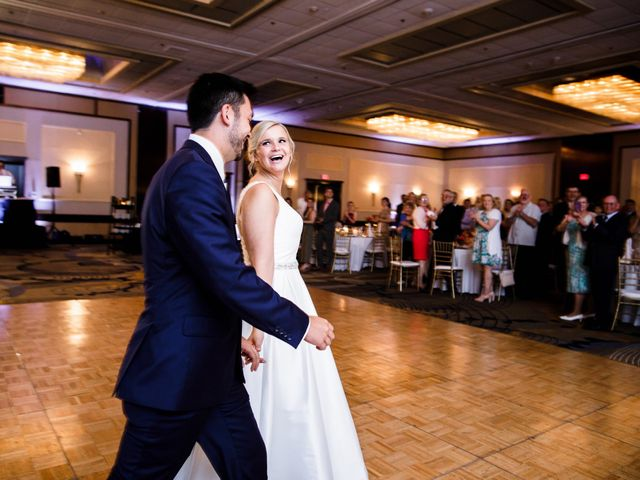 Chris and Katie's Wedding in Buffalo, New York 24