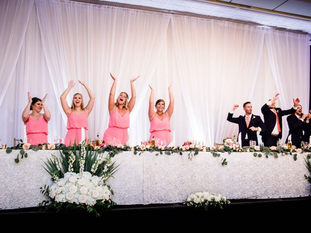 Chris and Katie's Wedding in Buffalo, New York 25
