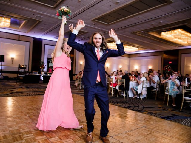 Chris and Katie's Wedding in Buffalo, New York 27