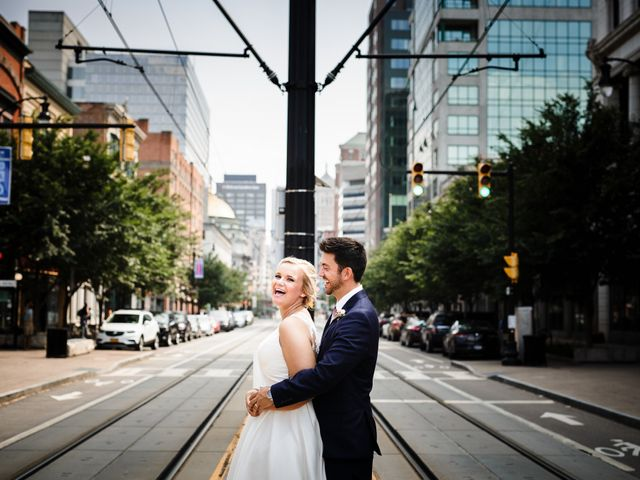 Chris and Katie's Wedding in Buffalo, New York 35