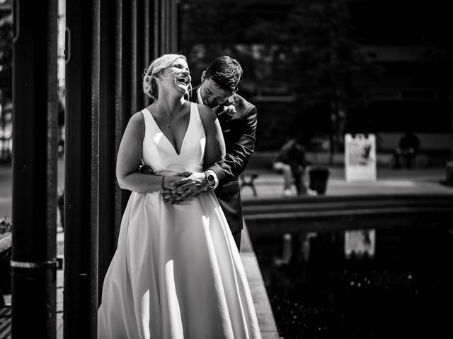 Chris and Katie's Wedding in Buffalo, New York 36