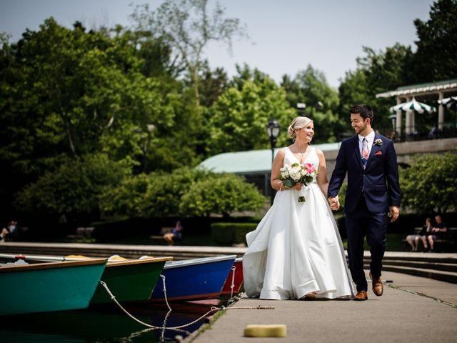 Chris and Katie's Wedding in Buffalo, New York 39