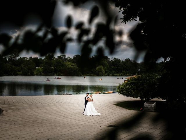 Chris and Katie's Wedding in Buffalo, New York 41