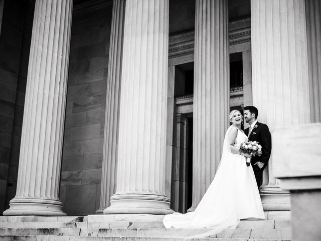 Chris and Katie's Wedding in Buffalo, New York 44