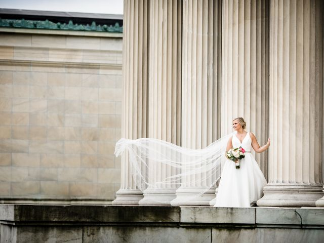 Chris and Katie's Wedding in Buffalo, New York 45