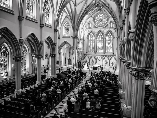 Chris and Katie's Wedding in Buffalo, New York 76