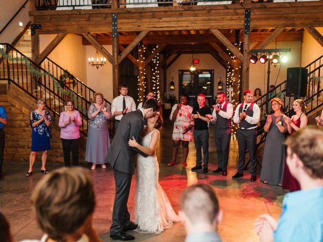 Rachel and Lucas's Wedding in Bondurant, Iowa 3