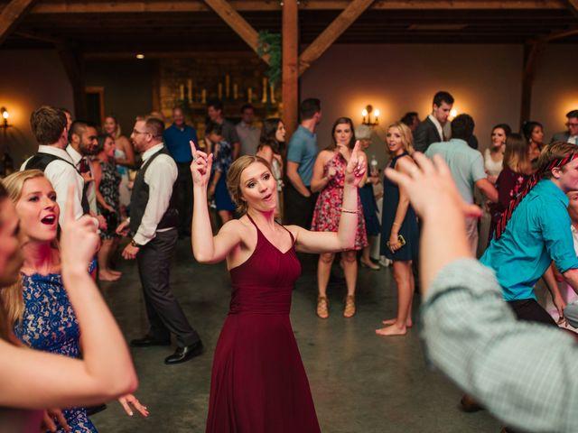 Rachel and Lucas's Wedding in Bondurant, Iowa 7