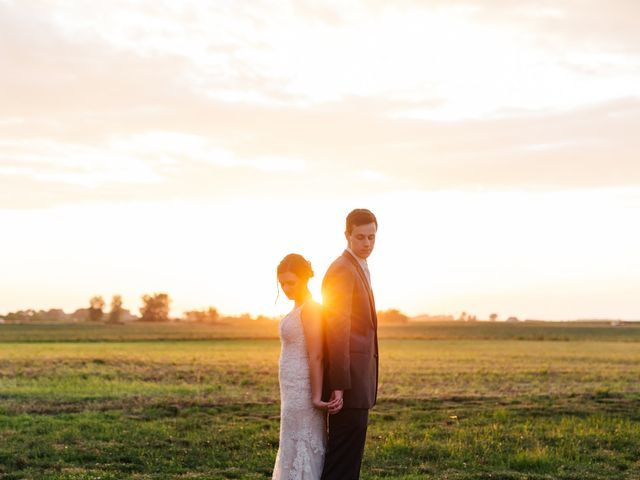 Rachel and Lucas's Wedding in Bondurant, Iowa 9