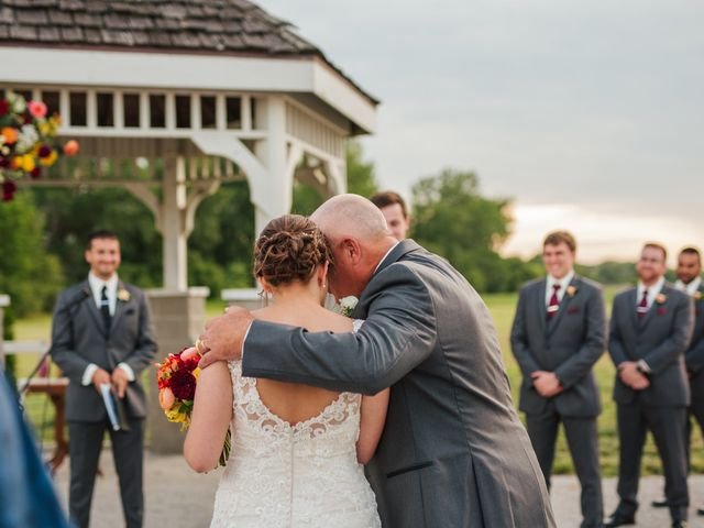 Rachel and Lucas's Wedding in Bondurant, Iowa 17