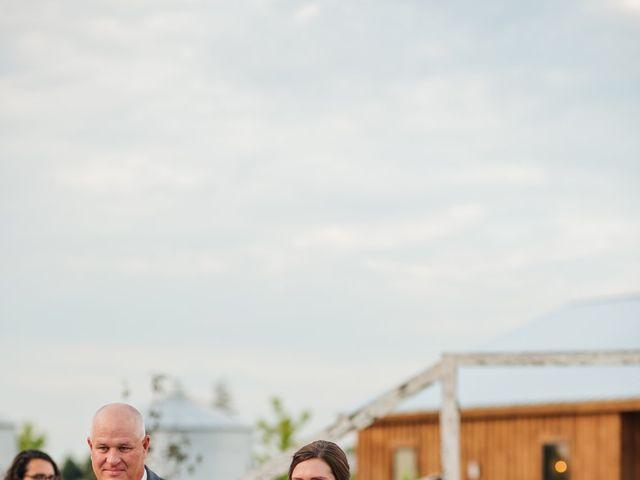 Rachel and Lucas's Wedding in Bondurant, Iowa 18