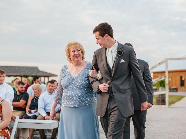 Rachel and Lucas's Wedding in Bondurant, Iowa 20