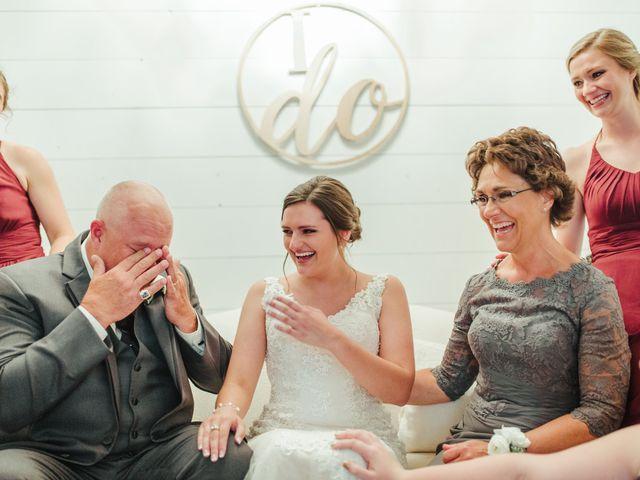 Rachel and Lucas's Wedding in Bondurant, Iowa 21