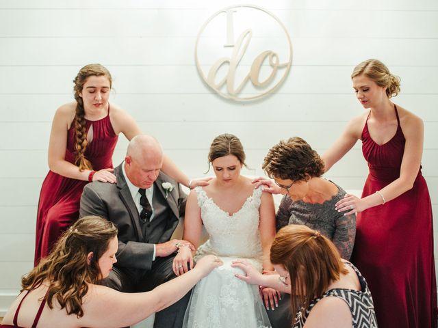 Rachel and Lucas's Wedding in Bondurant, Iowa 22