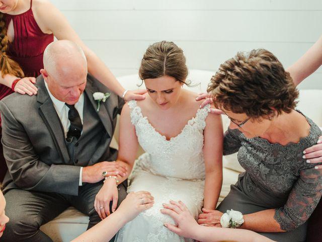 Rachel and Lucas's Wedding in Bondurant, Iowa 23