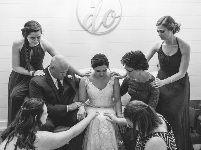 Rachel and Lucas's Wedding in Bondurant, Iowa 24