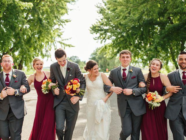 Rachel and Lucas's Wedding in Bondurant, Iowa 26