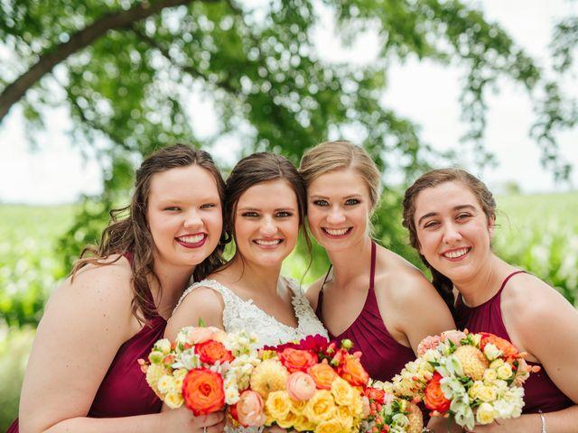 Rachel and Lucas's Wedding in Bondurant, Iowa 28