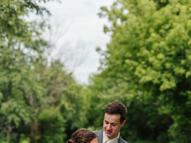 Rachel and Lucas's Wedding in Bondurant, Iowa 38