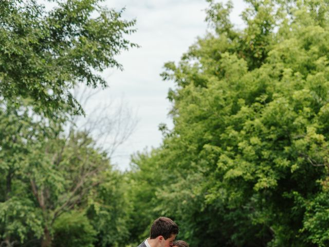 Rachel and Lucas's Wedding in Bondurant, Iowa 40