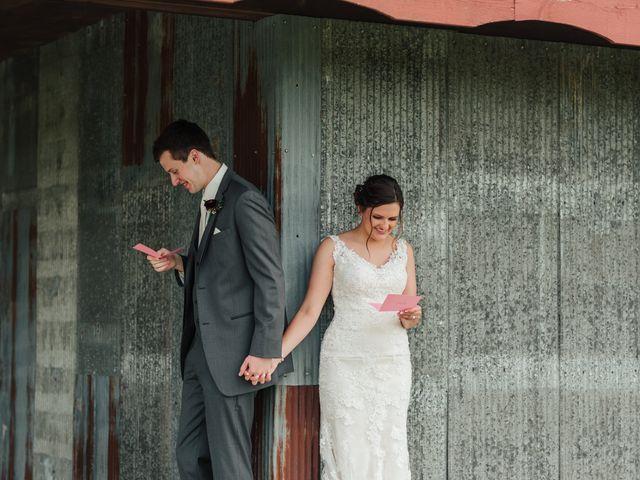 Rachel and Lucas's Wedding in Bondurant, Iowa 42