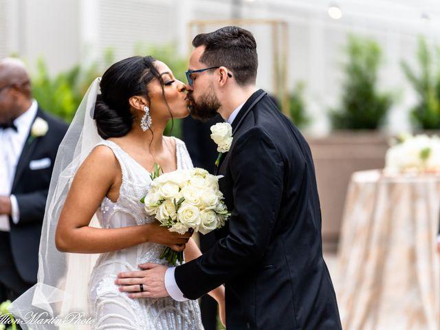 The wedding of Daniel and Tosha