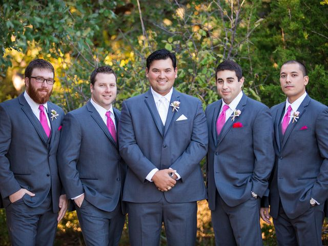 Jennifer and Sam's Wedding in Dripping Springs, Texas 8