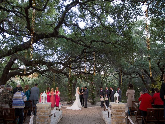 Jennifer and Sam's Wedding in Dripping Springs, Texas 16