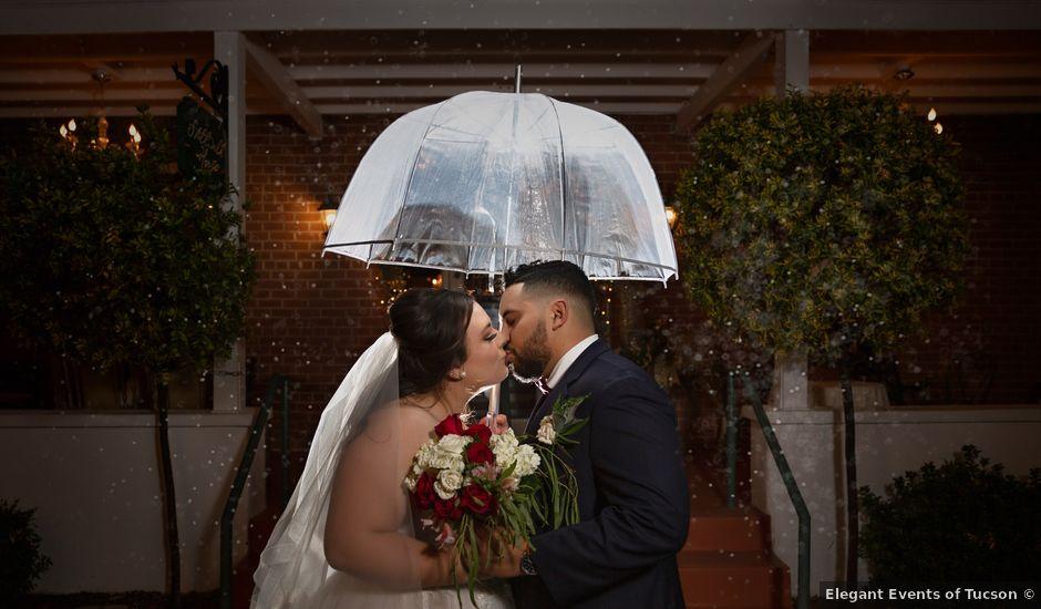 Ruben and Janelle's Wedding in Tucson, Arizona