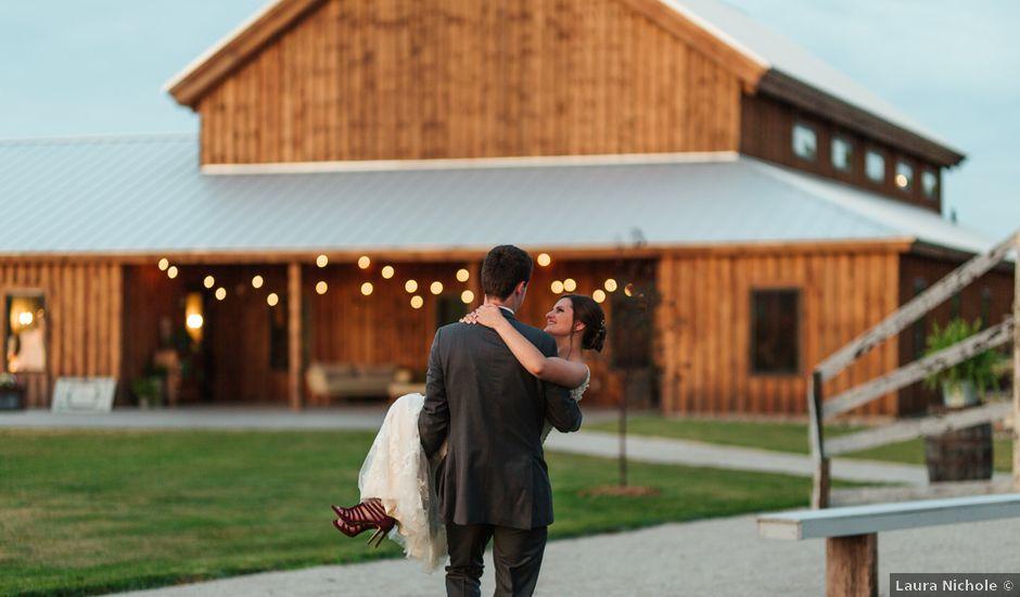 Rachel and Lucas's Wedding in Bondurant, Iowa