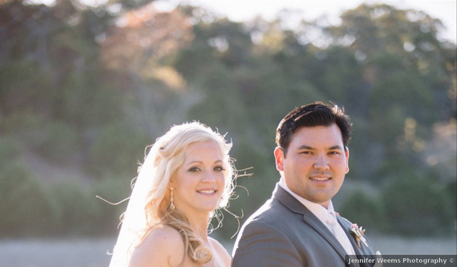 Jennifer and Sam's Wedding in Dripping Springs, Texas