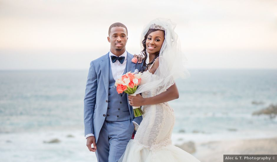 Besty and Oba's wedding in Mexico