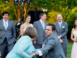 Cami and Matt's Wedding in Auburn, Alabama 20