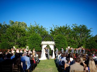 Cami and Matt's Wedding in Auburn, Alabama 14