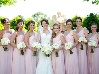 Cami and Matt's Wedding in Auburn, Alabama 3