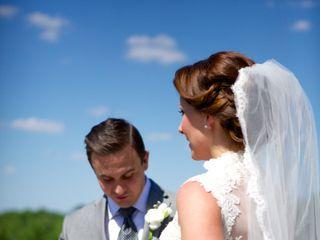 Cami and Matt's Wedding in Auburn, Alabama 11