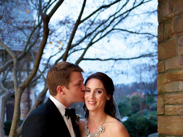 Maggie and Kyle's Wedding in Birmingham, Alabama 8