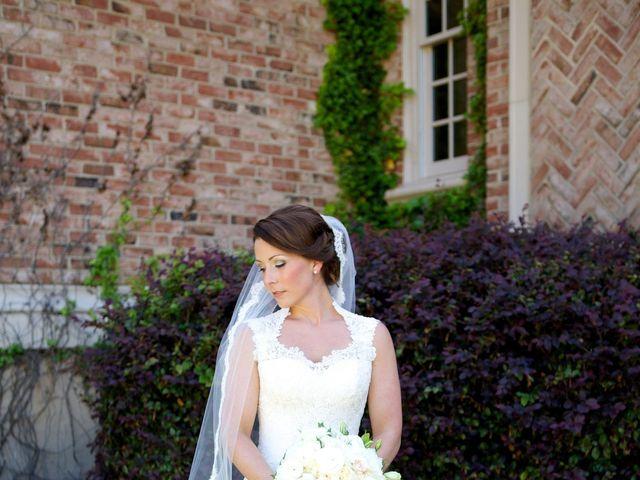 Cami and Matt's Wedding in Auburn, Alabama 2