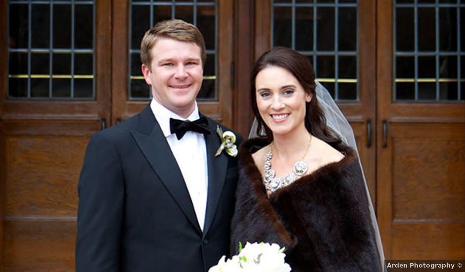Maggie and Kyle's Wedding in Birmingham, Alabama