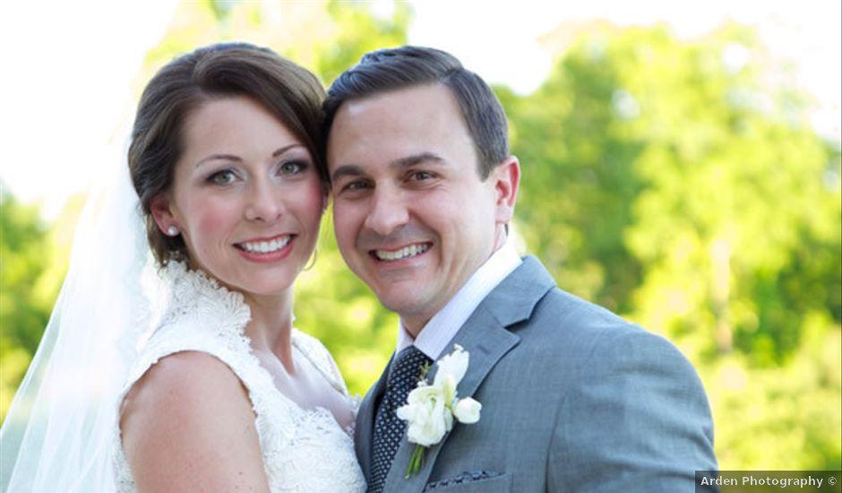 Cami and Matt's Wedding in Auburn, Alabama