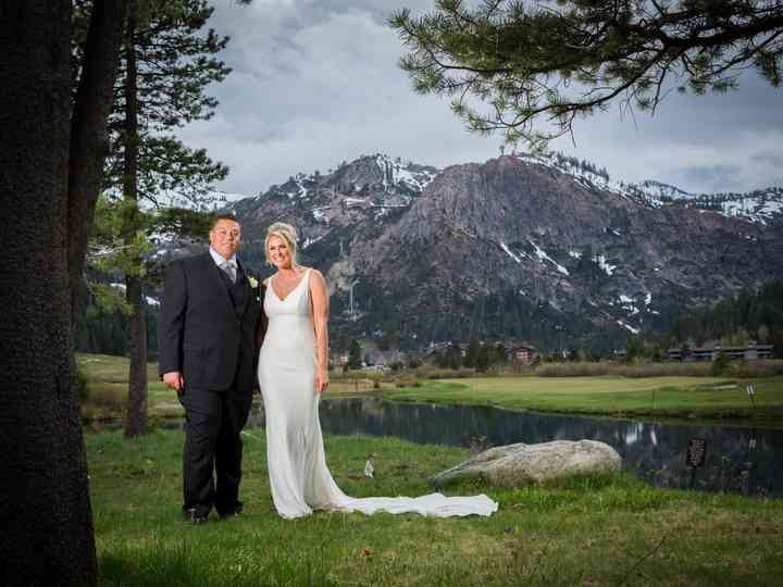 The wedding of Lauren and Mikael
