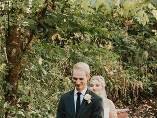 The wedding of Hannah and Josh 1