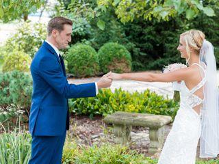 The wedding of Liz and Joey 1