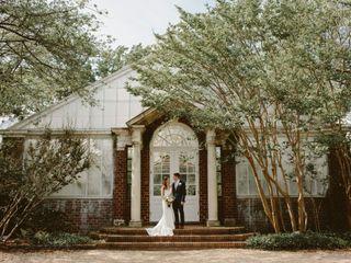 The wedding of Ashley and David