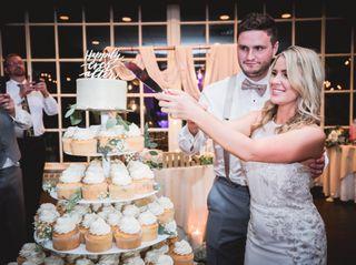 The wedding of Chelsei and Thomas 1