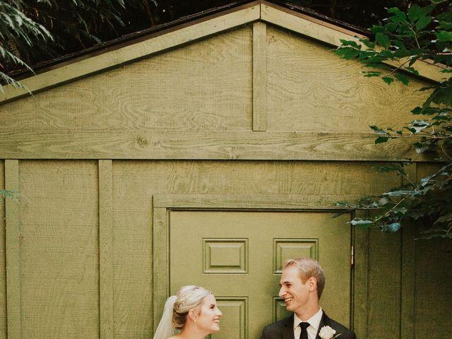 Josh and Hannah's Wedding in Oregon City, Oregon 1