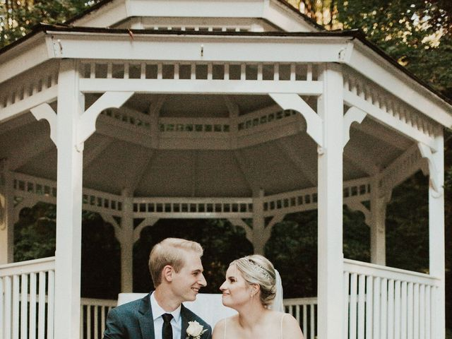 Josh and Hannah's Wedding in Oregon City, Oregon 2