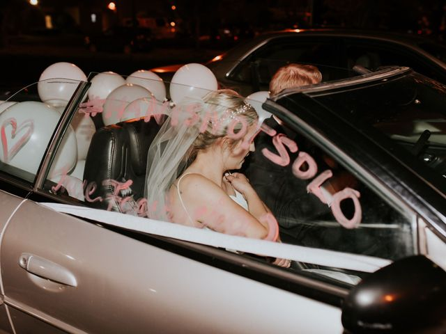 Josh and Hannah's Wedding in Oregon City, Oregon 11