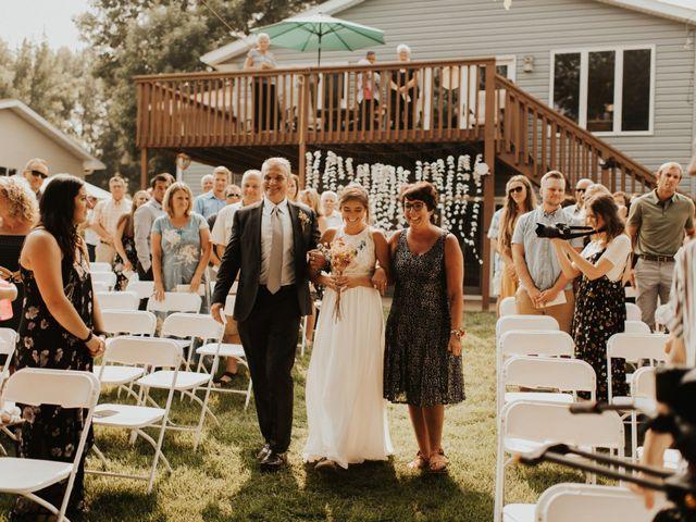 Elliot and Bailey's Wedding in Alexandria, South Dakota 5